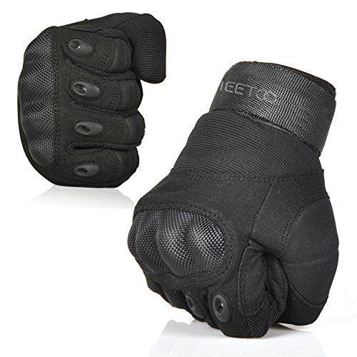 Never Slip Again Top 4 Shooting Gloves For Pistols