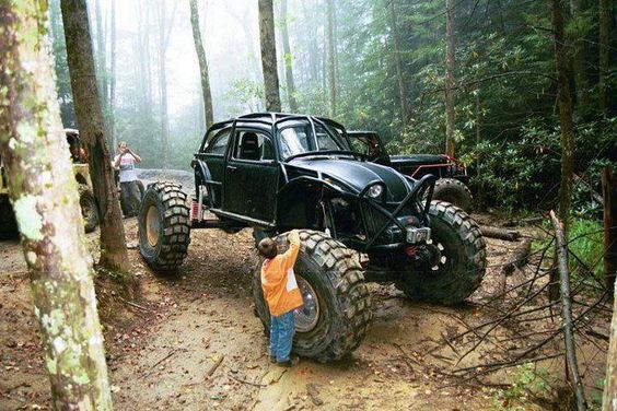 Bug Rock Crawler : The best bug out vehicle ideas for preppers from