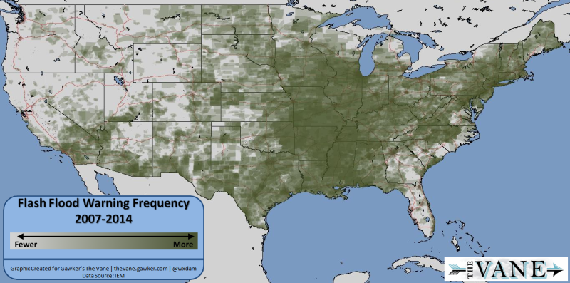 How Often Do Natural Disasters Occur In The Us