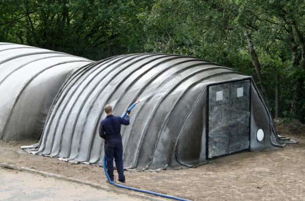 But the company that is the main producer of this fabric isnu0027t putting a lot of stock in the idea of boosting the concrete shelters just because the demand ... & Concrete Canvas Shelters: Is The Hype Worth The Cost? - From Desk ...