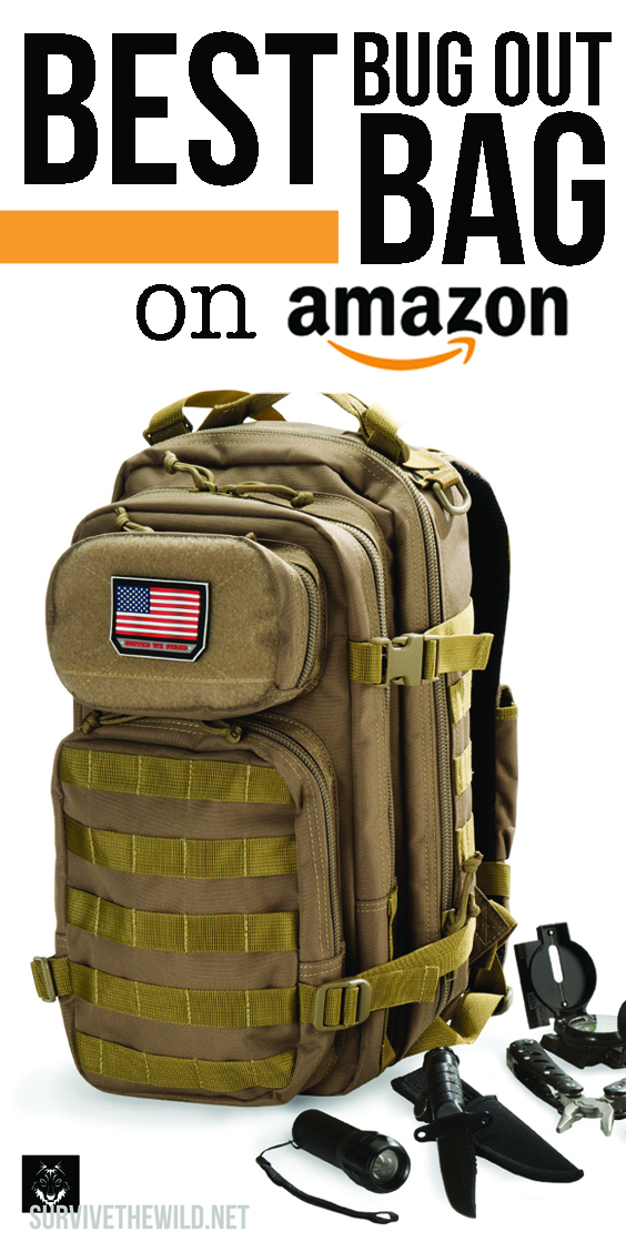 What Should Be In A Bug Out Bag General