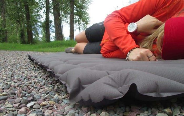Best option for sleeping while camping