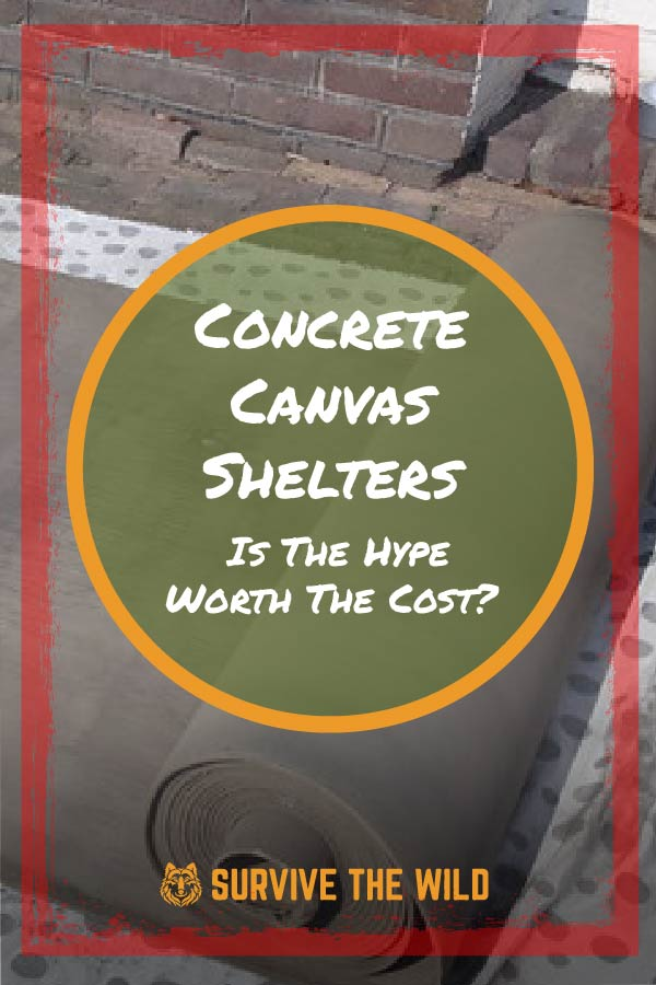 Concrete Canvas Shelters Is The Hype Worth The Cost