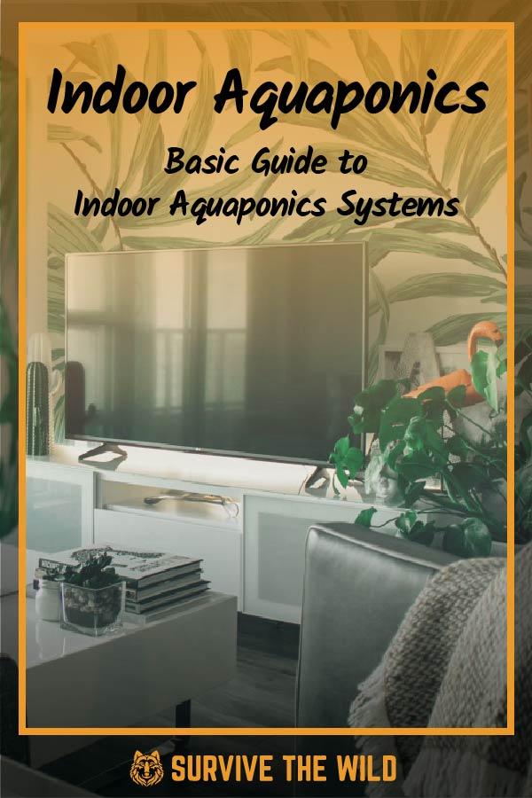 Indoor Aquaponics – Basic Guide to Indoor Aquaponics Systems