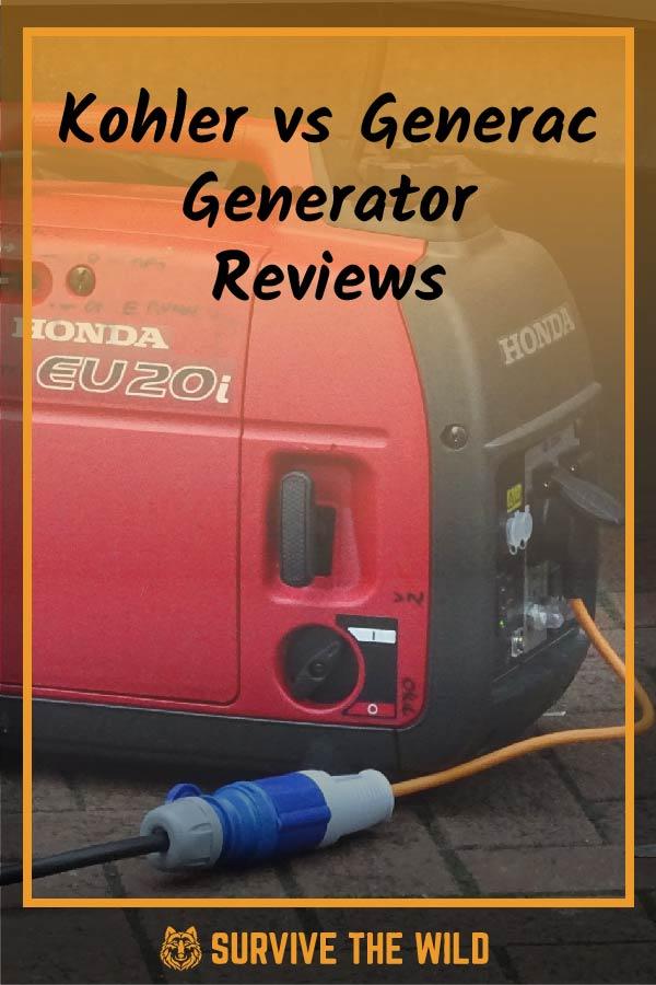 Kohler vs  Generac Generators Reviews – 2019 Honest Review